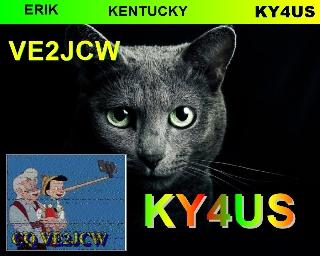 6th previous previous RX de KY4US