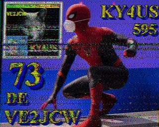 7th previous previous RX de KY4US